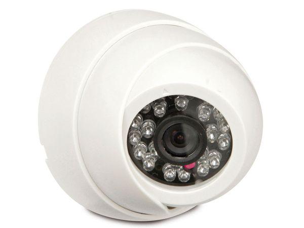 Dome-Kamera, Farbe, mit IR-Sensor - Produktbild 3