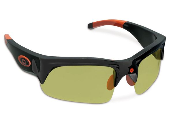 Outdoor Video-Brille MAPTAQ Qcamz Q-VJU