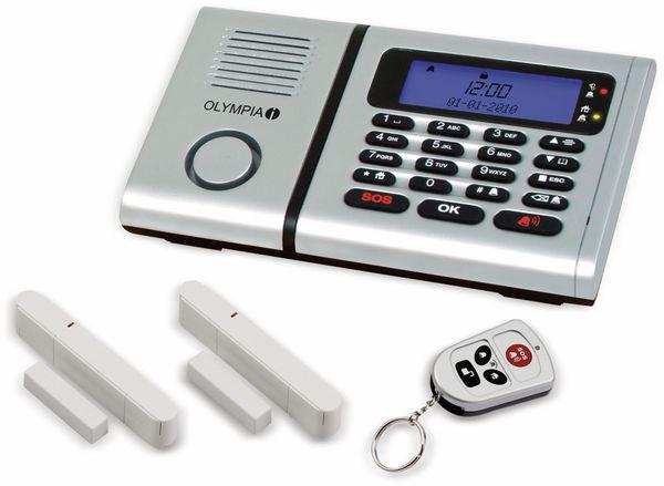 Funk-Alarmanlagen-Set OLYMPIA Protect 6030