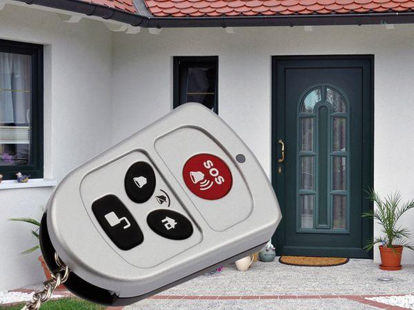 Fernbedienung für OLYMPIA Protect Funk-Alarmsystem - Produktbild 2