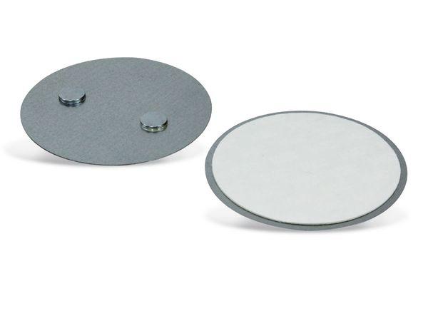 Magnetisches Rauchmelder-Befestigungsset LOGILINK SC0005