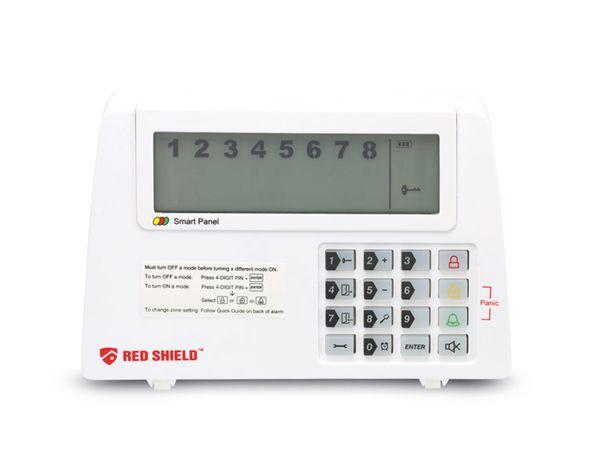 Funk-Alarmsystem DAYHOME WS-100 - Produktbild 4