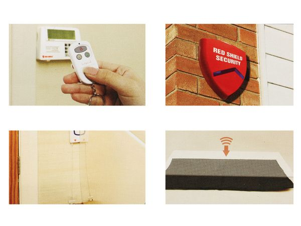 Funk-Alarmsystem DAYHOME WS-100 - Produktbild 6