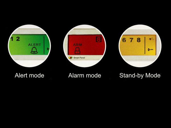 Funk-Alarmsystem WS-900 mit GSM Smart-Control - Produktbild 5
