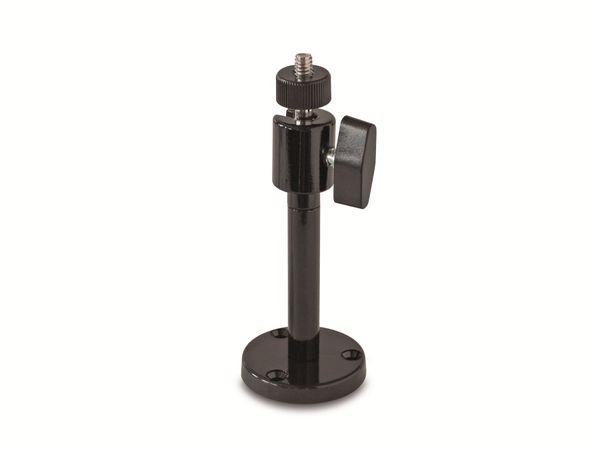 Kamera-Wandhalter, schwarz