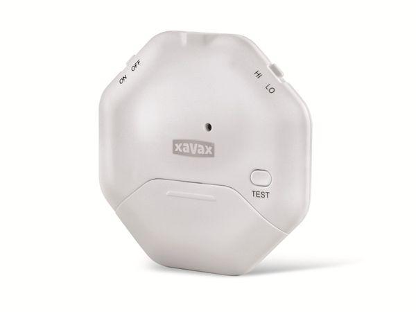 Erschütterungsmelder XAVAX 111984, weiß - Produktbild 1