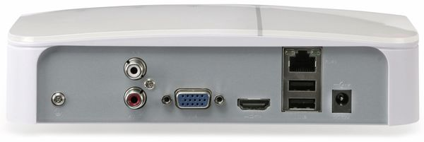 Netzwerk Video Rekorder JOVISION JVS-VN7004-D01, 4-Kanal - Produktbild 4