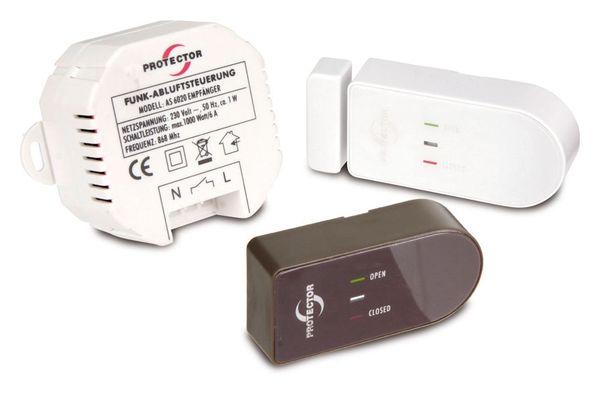 Kohlenmonoxid-Melder ESYLUX Protector CD 45