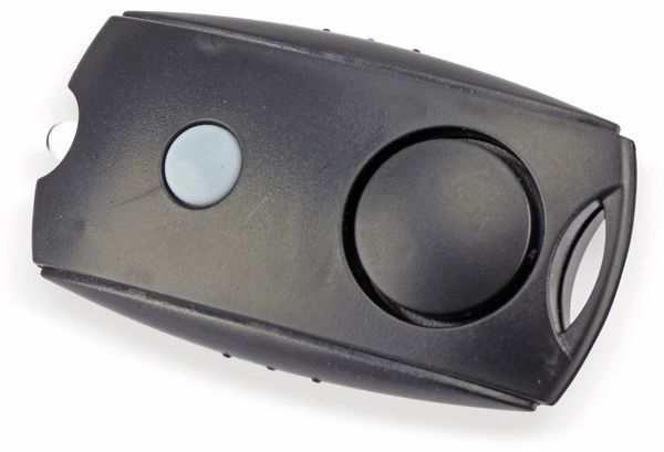 Panik Alarm LogiLink 120dB mit LED Lichtfunktion - Produktbild 1