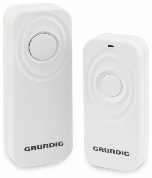 Funk-Türglocke GRUNDIG 04351, Batteriebetrieb