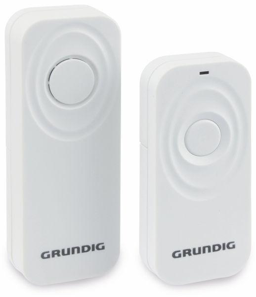 Funk-Türglocke GRUNDIG 04351, Batteriebetrieb - Produktbild 2