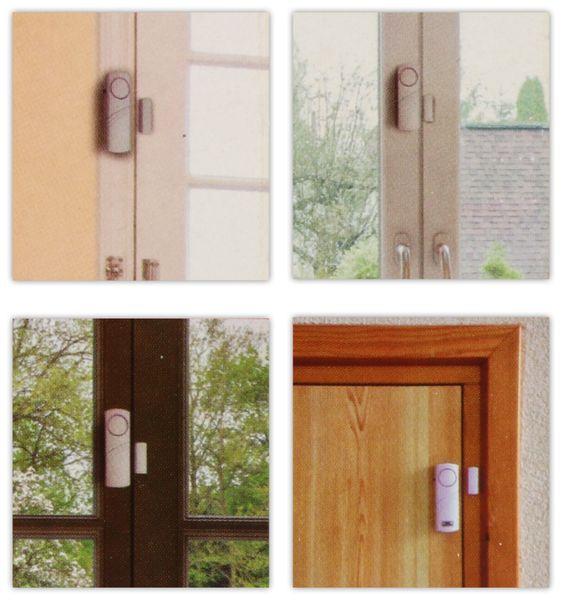 Tür/Fensteralarm SAFE ALARM 96021 1 Stück - Produktbild 2