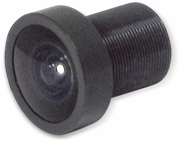 Objektiv, Brennweite 3,6 mm