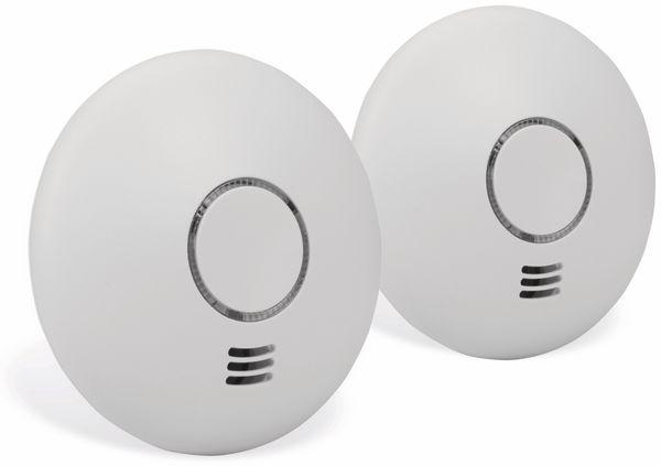 Funk-Rauchmelder SMARTWARES RM174RF, 2 Stück - Produktbild 1
