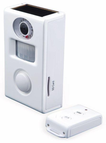 Überwachungskamera CORDES CC-410, Solarbetrieb
