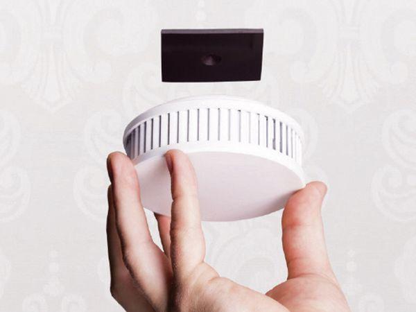 Rauch-/Hitzemelder PYREXX PX-1, weiß, Q-Label - Produktbild 4