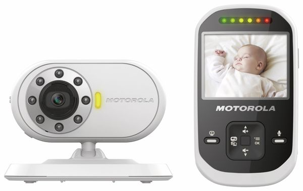 Digitales Video Babyphone MOTOROLA MBP25, B-Ware