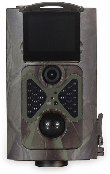 Wildkamera PREMIUMBLUE WC-1601, 5MP, FullHD