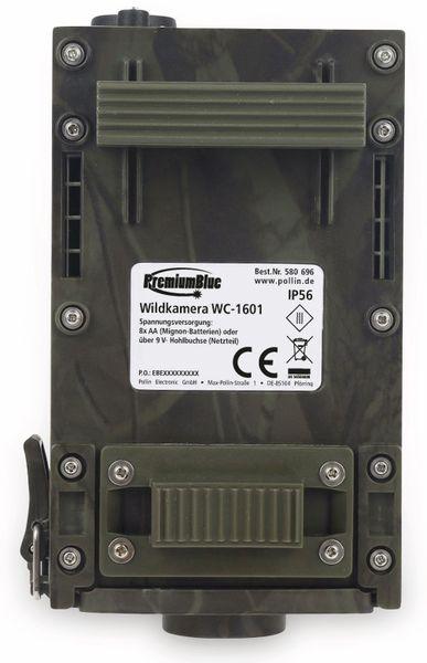 Wildkamera PREMIUMBLUE WC-1601, 5MP, FullHD - Produktbild 6