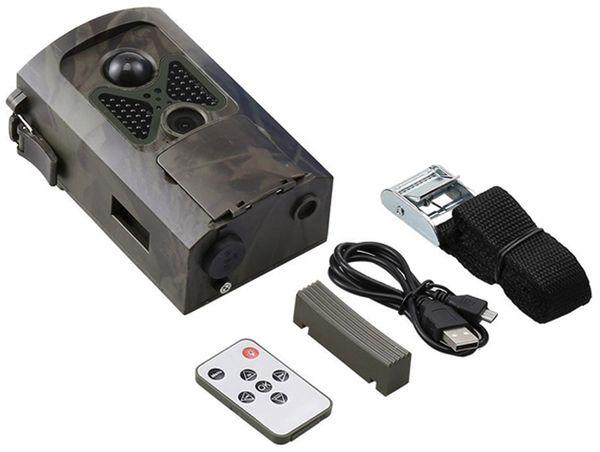 Wildkamera PREMIUMBLUE WC-1601, 5MP, FullHD - Produktbild 9
