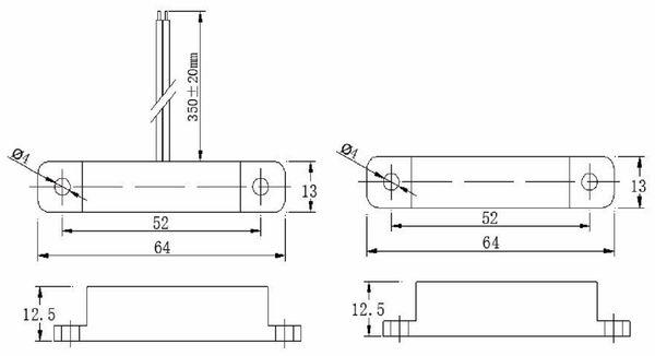 Magnet-Reedkontakt MK 5C-32 - Produktbild 2