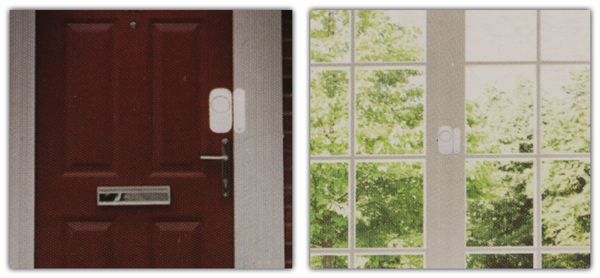 Tür/Fensteralarm GRUNDIG, 2 Stück - Produktbild 4