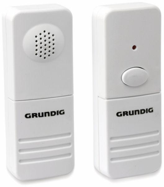 Funk-Türglocke GRUNDIG 04349, Batteriebetrieb