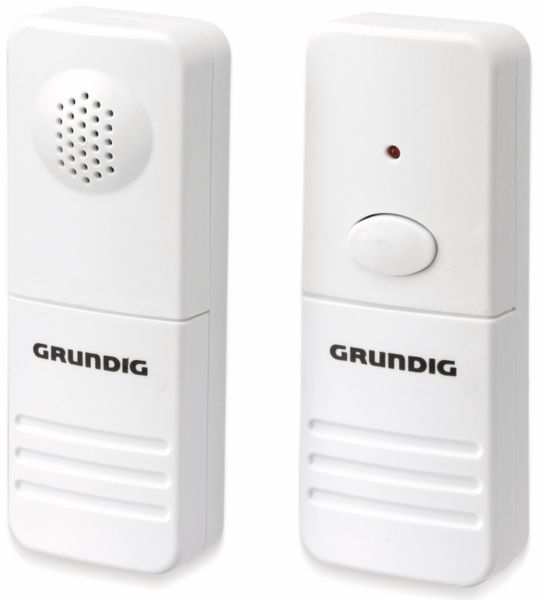 Funk-Türglocke GRUNDIG 04349, Batteriebetrieb - Produktbild 2