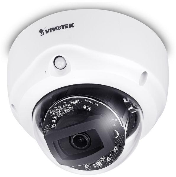 POE-Überwachungskamera VIVOTEK FD9167-H, Dome, 2MP