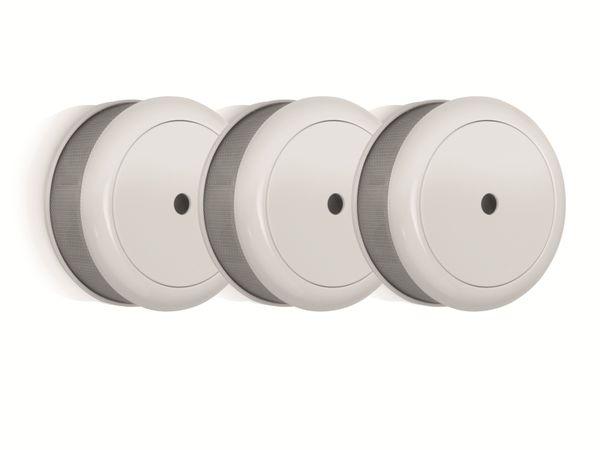 Rauchmelder-Set SMARTWARES RM620/3, 2 Stück