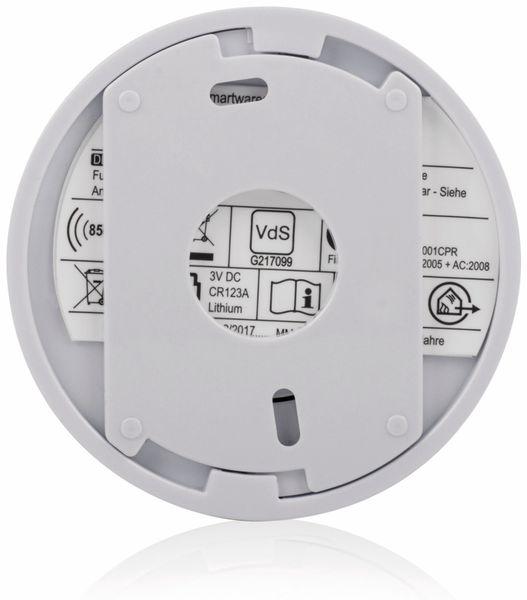 Rauchmelder-Set SMARTWARES FSM-16400, VDS, Q-Label - Produktbild 4