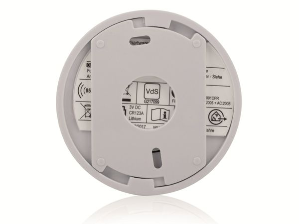 Rauchmelder-Set SMARTWARES FSM-16401, VDS, Q-Label - Produktbild 4