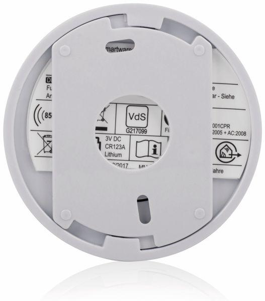 Rauchmelder-Set SMARTWARES FSM-16404, VDS, Q-Label - Produktbild 4