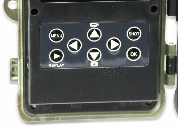 Wildkamera SMARTWARES CWR-39001, 8 MP, FullHD - Produktbild 9