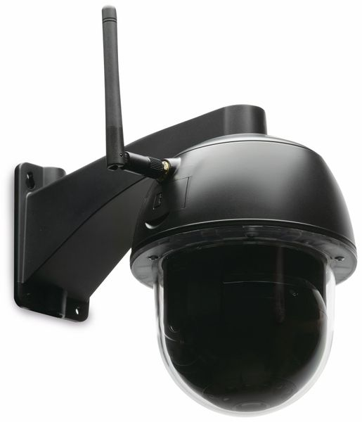 Überwachungskamera DENVER IPO-2030, IP, WLAN, FullHD, außen, schwarz - Produktbild 4