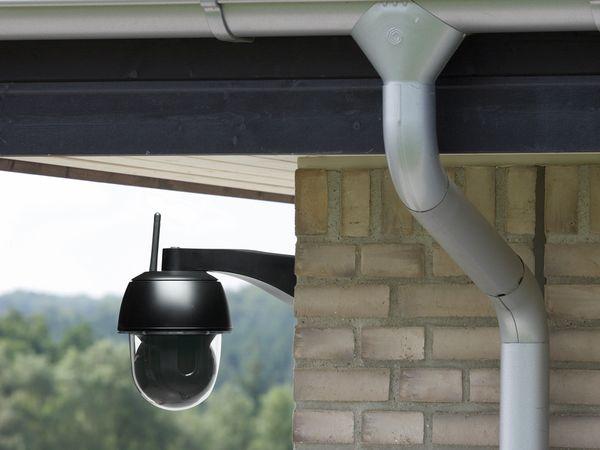 Überwachungskamera DENVER IPO-2030, IP, WLAN, FullHD, außen, schwarz - Produktbild 5