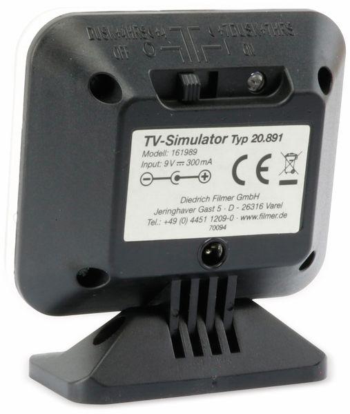 TV-/Anwesenheitssimulator Premium, Filmer, 20.891 - Produktbild 6