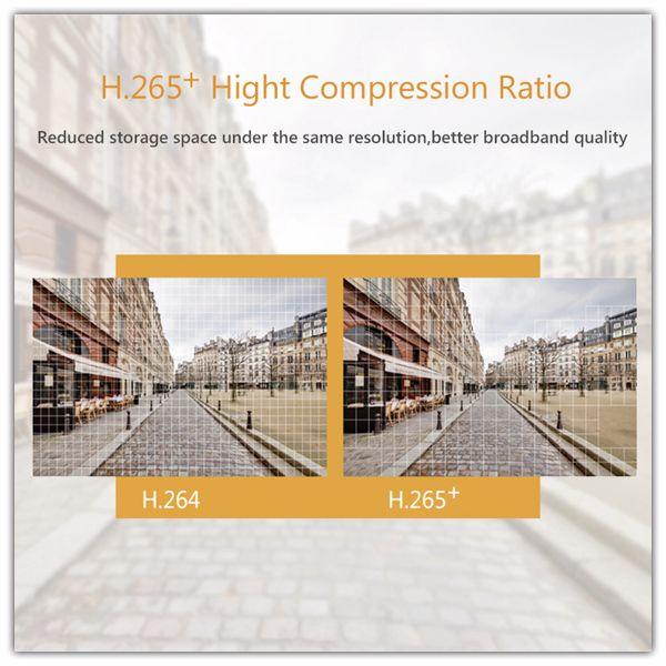 Überwachungskamera JOVISION JVS-H302-A2, IP, Wlan, außen, FullHD - Produktbild 7