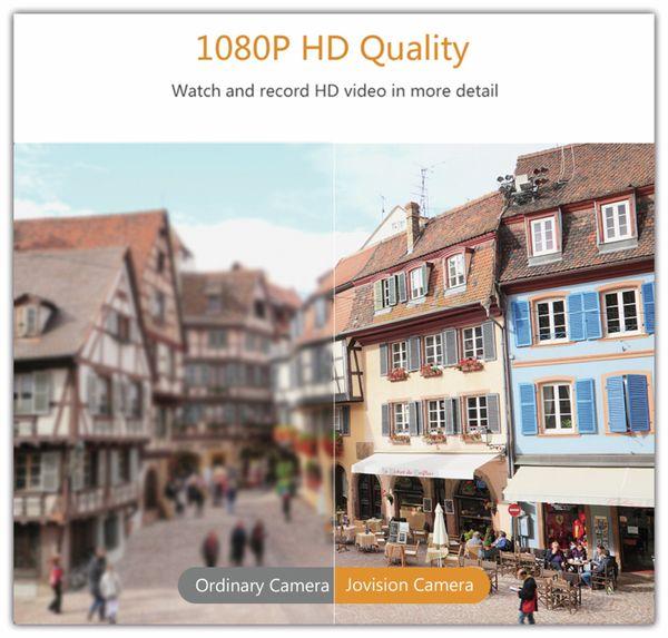Überwachungskamera JOVISION JVS-H302-A2, IP, Wlan, außen, FullHD - Produktbild 8