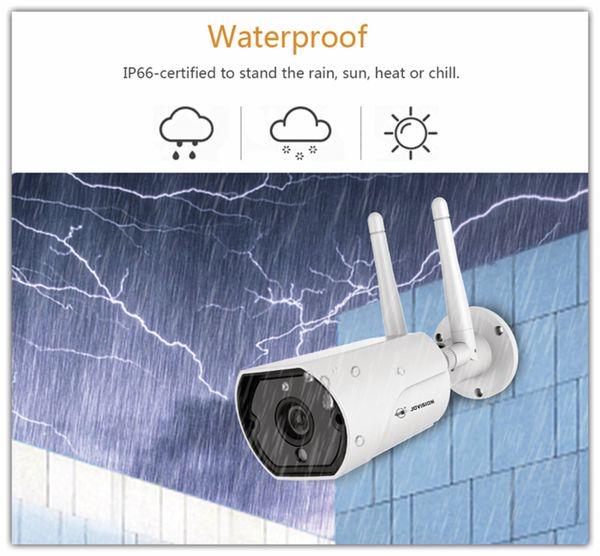 Überwachungskamera JOVISION JVS-H302-A2, IP, Wlan, außen, FullHD - Produktbild 9