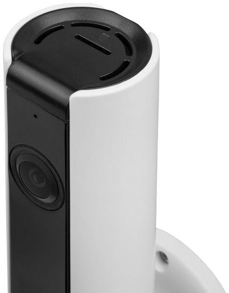 IP Kamera SMARTWARES CIP-37183, 180°, WLAN, Indoor - Produktbild 6