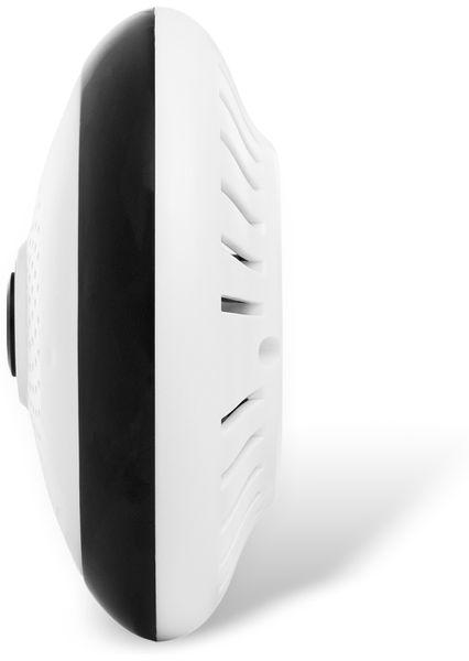 IP Kamera SMARTWARES CIP-37363, 360°, WLAN, Indoor - Produktbild 6