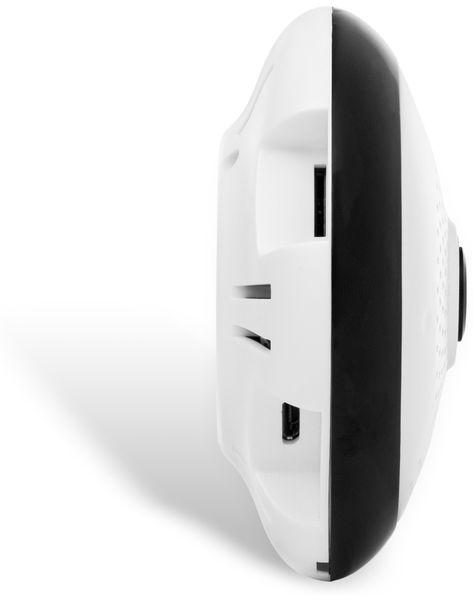 IP Kamera SMARTWARES CIP-37363, 360°, WLAN, Indoor - Produktbild 7