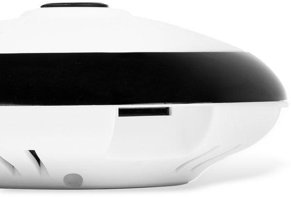 IP Kamera SMARTWARES CIP-37363, 360°, WLAN, Indoor - Produktbild 9