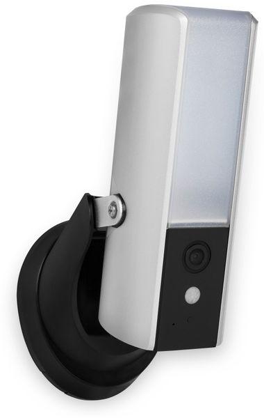 Überwachungskamera SMARTWARES CIP-39901, inkl. Licht, WLAN, Outdoor