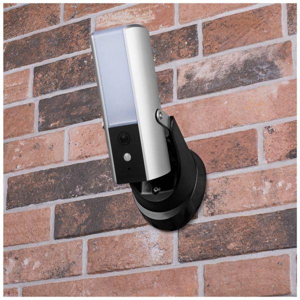 Überwachungskamera SMARTWARES CIP-39901, inkl. Licht, WLAN, Outdoor - Produktbild 2