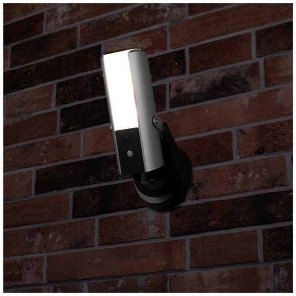 Überwachungskamera SMARTWARES CIP-39901, inkl. Licht, WLAN, Outdoor - Produktbild 3