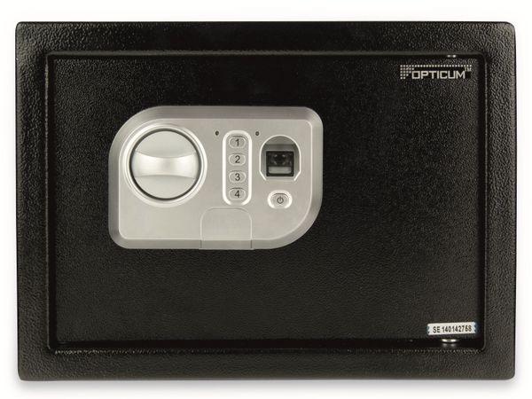 Tresor OPTICUM AX Eclipse, 250x350x250 mm - Produktbild 3