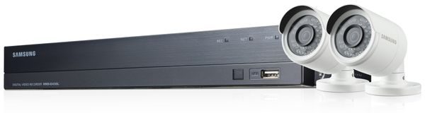 4-Kanal DVR System SAMSUNG SDH-B73023, B-Ware