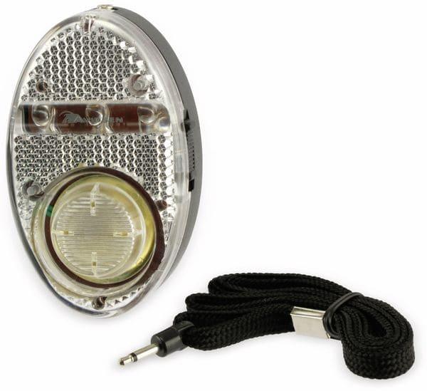 Taschenalarm AVIDSEN, 110 dB, LED Licht